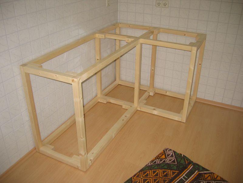 heimwerken k chenbau 2009. Black Bedroom Furniture Sets. Home Design Ideas